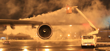 TAS Aircraft Deicing Service